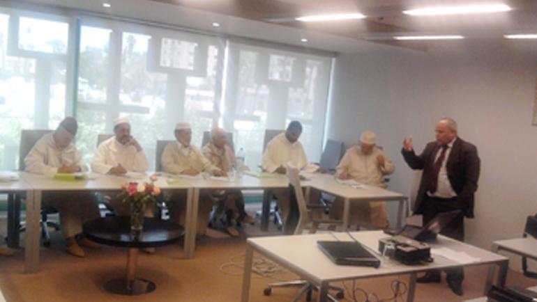 الرابطة المحمدية للعلماء تعقد بمراكش ورشة تكوينية