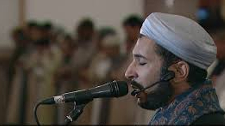رئيس مركز أبي عمرو الداني يؤم المصلين بمسجد أمة الله بمراكش خلال رمضان