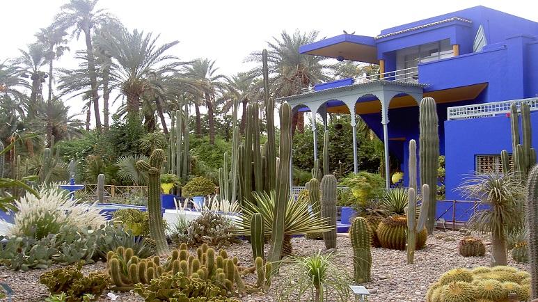 حديقة ماجوريل – مراكش