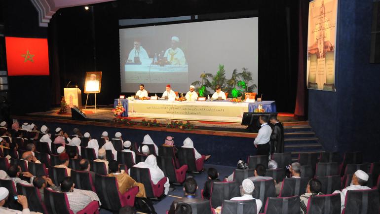 برنامج خاص عن المؤتمر العالمي الأول للقراءات القرآنية في العالم الإسلامي
