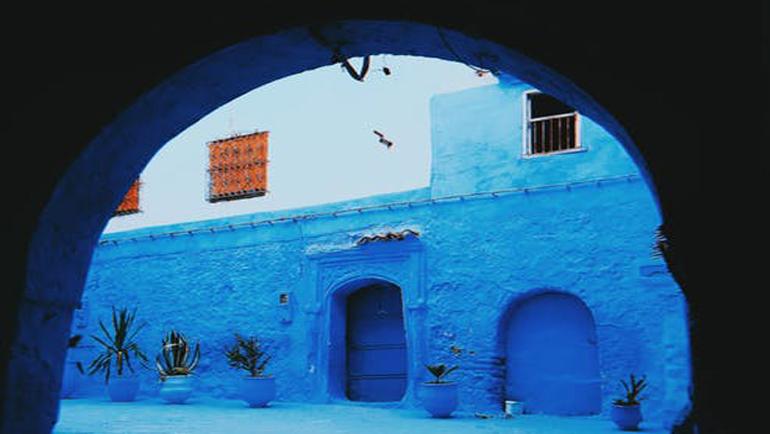 يوميات مغربية للأديب الأستاذ عمار محمد جحيدر