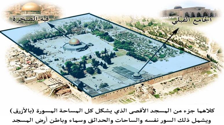 ابن بطوطة في وصف المسجد الأقصى وقبّة الصخرة