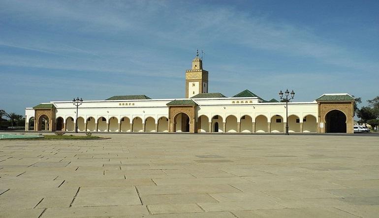 أقدم مسجد عتيق بمنطقة رباط الفتح