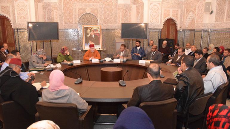 لقاءات المركز يناقش تفسير القرآن بالقرآن دراسة تاريخية ونظرية