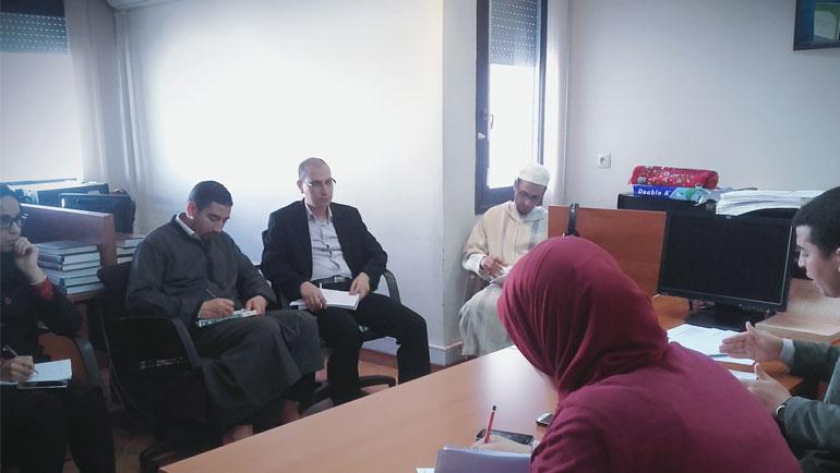 مدارسة علمية رقم2: قضية التعارض بين القرآن الكريم والسنة النبوية: النسخ أنموذجا