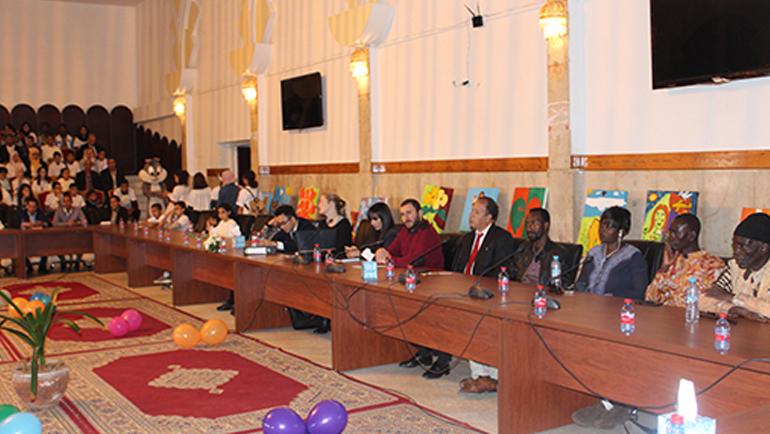 الرابطة المحمدية للعلماء تنظم لقاءا فكريا لفائدة الأطفال والشباب حول التسامح
