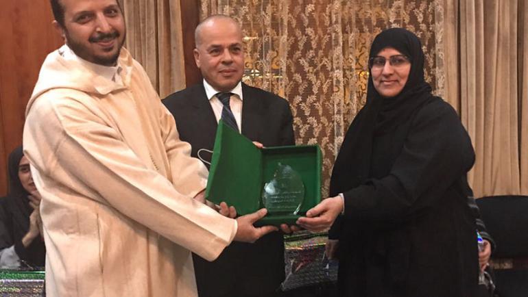 لقاء علمي مفتوح مع وفد جامعة محمد الخامس ـ أبو ظبي