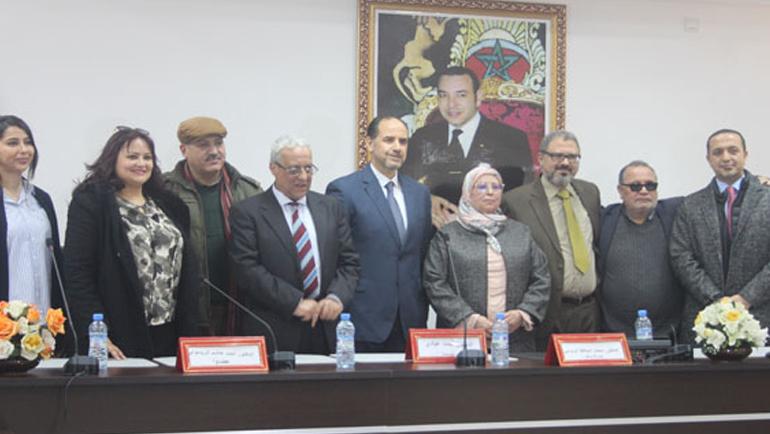 د. أحمد عبادي في مناقشة لأطروحة متميزة حول التصوف المغربي ومحبة الرسول صلى الله عليه وسلم