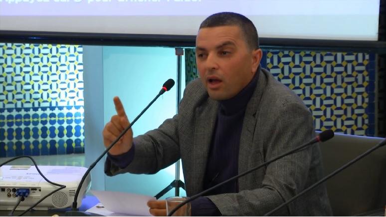 مداخلة الدكتور جمال بامي