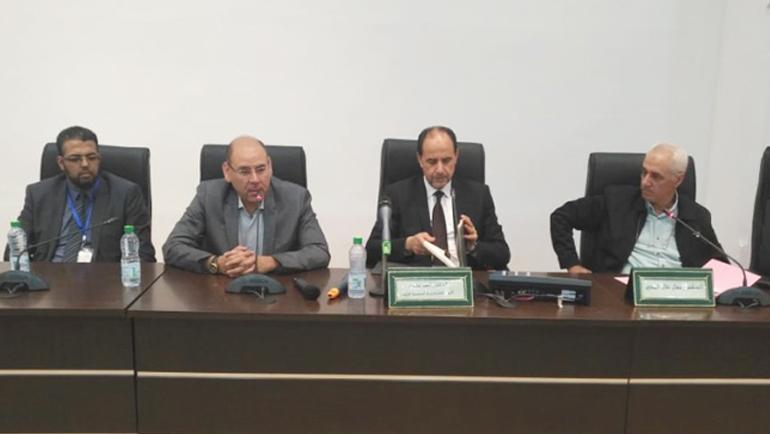 """د. أحمد عبادي يحاضر بتطوان شباب المغاربة المقيمين بالخارج حول موضوع: """"الإسلام والمجتمع"""""""
