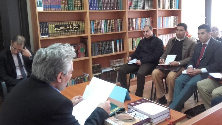 المنهج النّقدي عند الإمام القرطبي في تفسيره الجامع لأحكام القرآن