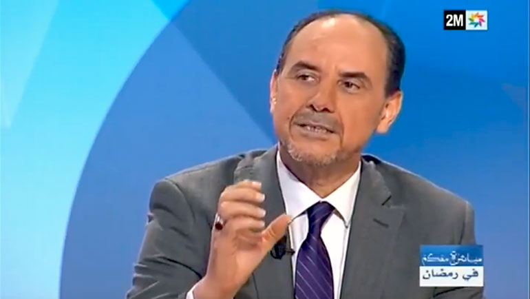 مداخلة السيد د. احمد عبادي في برنامج مباشرة معكم