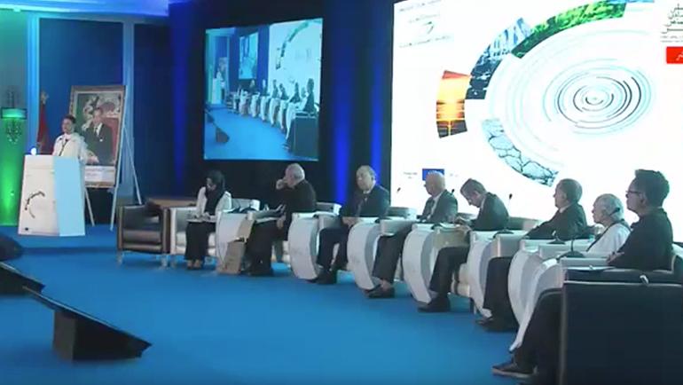 كلمة السيد أحمد عبادي الأمين العام للرابطة المحمدية للعلماء في قمة فاس للضمائر من أجل المناخ