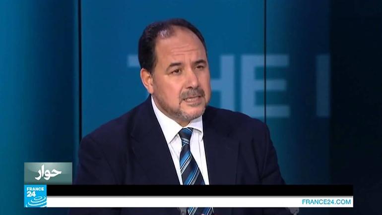 حوار د. أحمد عبادي مع قناة فرانس24
