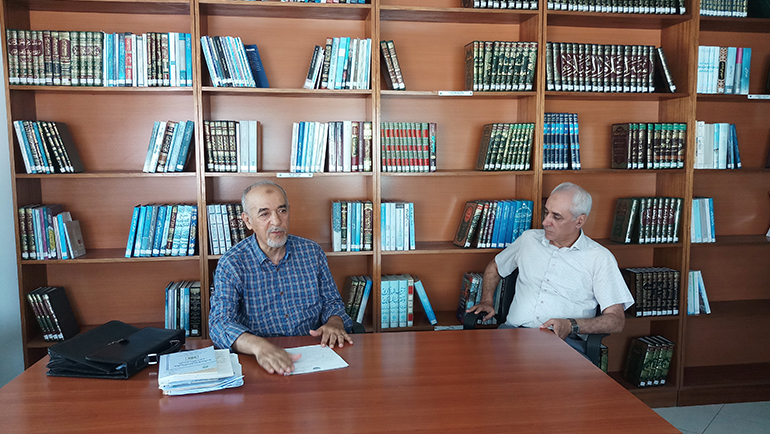 ألبوم صور مركز أبي الحسن الأشعري يحتضن لقاء علميا تكوينيا من تأطير د.عبد المجيد الصغير