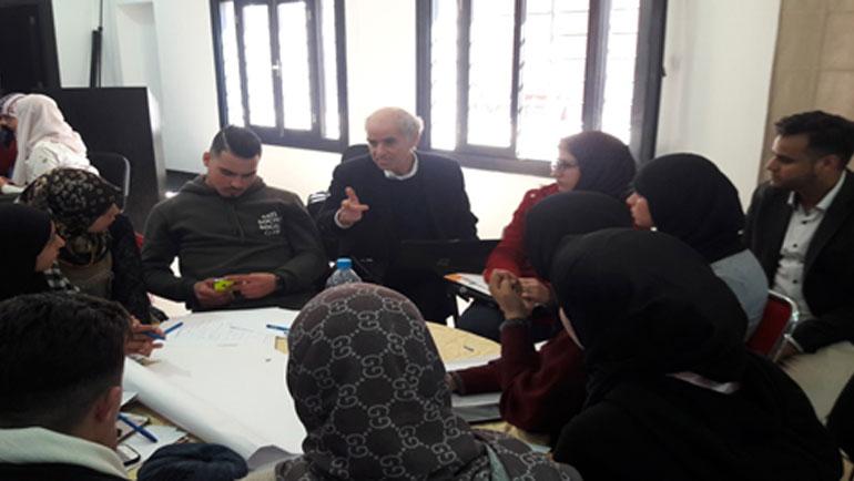 مركز أجيال للتكوين والوقاية الاجتماعية ينظم يوما تكوينيا تحت شعار:« جميعا ضد المخدر لا المدمن» يوم السبت 17 فبراير 2018م.