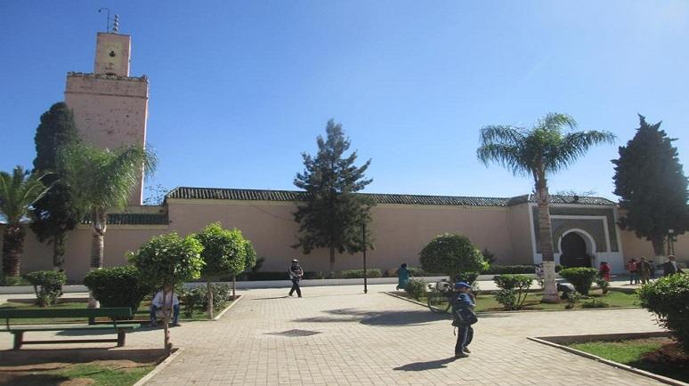 مسجد الأروى بمدينة مكناس